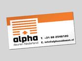 Aluminium naamplaten