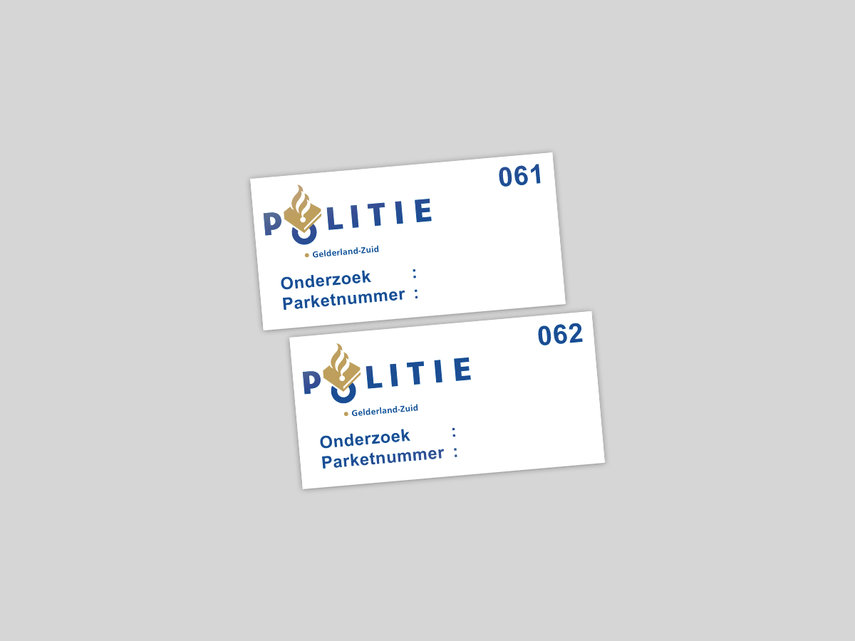 Stickers Anti Fraude Novomark Drukkerij Voor Stickers